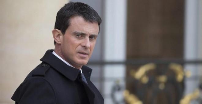 Manuel Valls en una imagen de archivo / EFE
