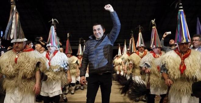Arnaldo Otegi, en una imagen de archivo. EFE