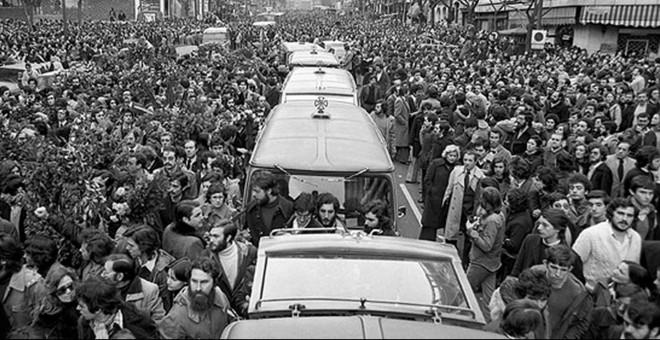 40 años de la matanza de Atocha