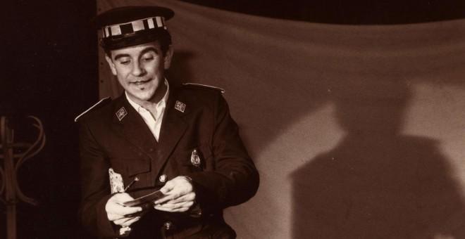 Miguel de Lira, en 1988.