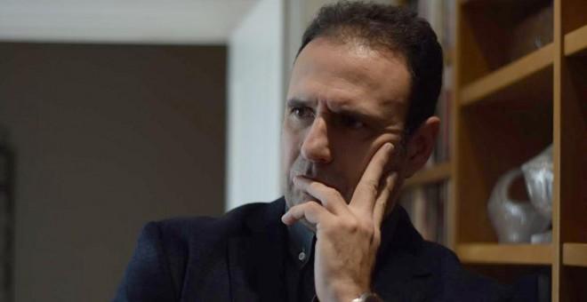El presidente del Consejo de Informativos de TVE, Alejandro Caballero
