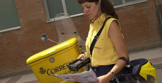 Cartera de Correos /EUROPA PRESS