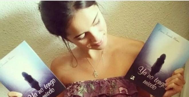 Patricia Fernández es la autora del libro 'Ya no tengo miedo'