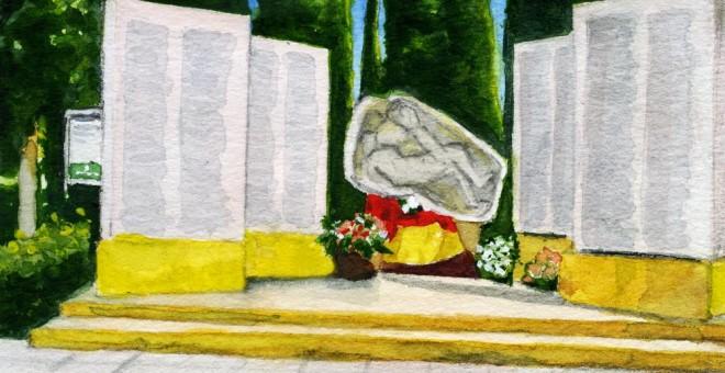 Cementerio de Andújar.- CANDELARIO G. FLORES