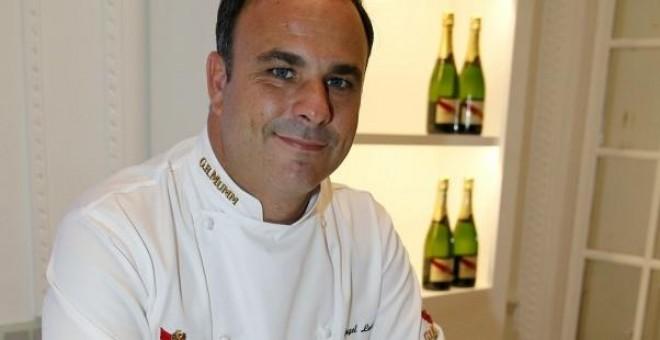 El cocinero Ángel León, conocido como el Chef del Mar / EFE