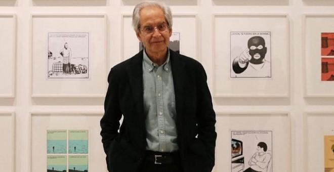 Andrés Rábago, el Roto, en una foto de archivo. / EFE