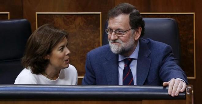 Mariano Rajoy solitica testificar por vídeoconferencia los días 26 y 27 de julio / EFE