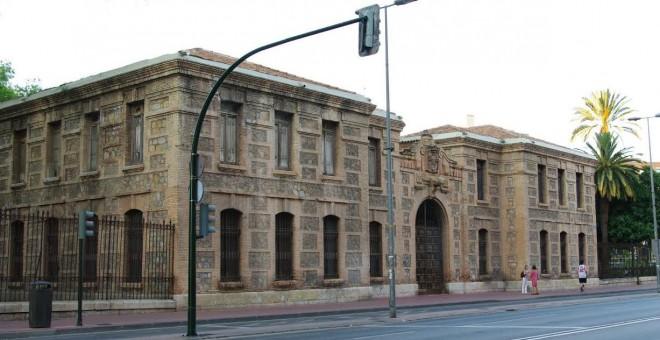 La carcel de Murcia. Imagen cedida por Andrés Campoy
