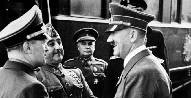 Franco quiso declarar la guerra a Japón y enviar una División Azul contra Tokio