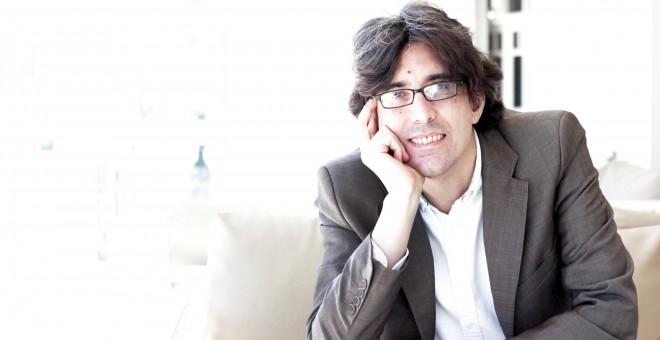 Andoni Anseán, psicólogo y presidente de la Sociedad Española de Suicidología
