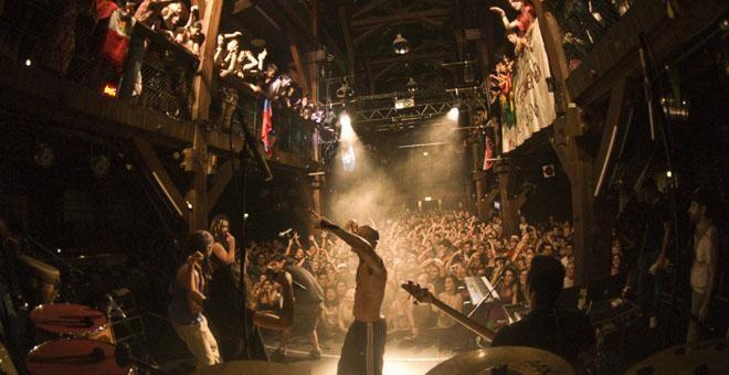 Concierto de Calle 13 en Hamburgo /Ismael Cancel
