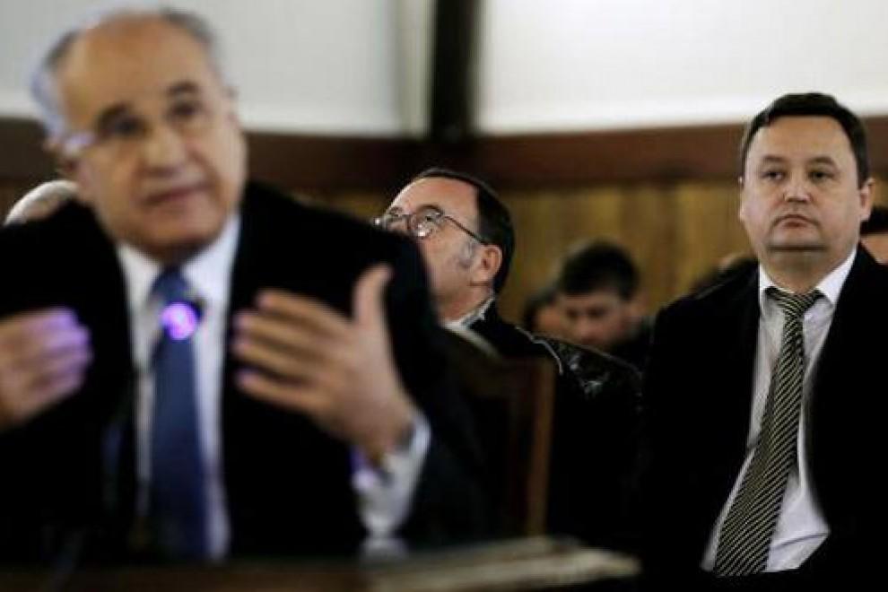 Rafael Blasco y Augusto Tauroni durante el juicio del 'caso Cooperación' /EFE
