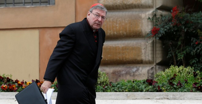 George Pell. - REUTERS
