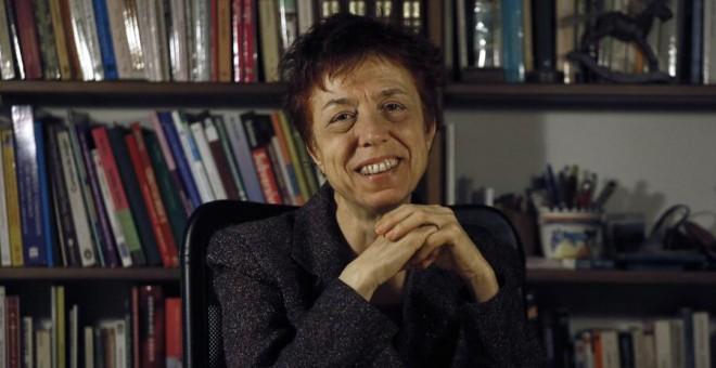 María Pazos, economista y portavoz de la PPiina