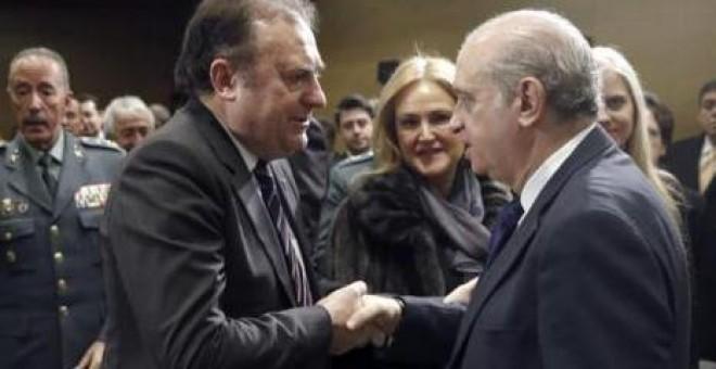 Un sindicato policial denuncia a Villarejo y Olivera por encubrir la corrupción del PP