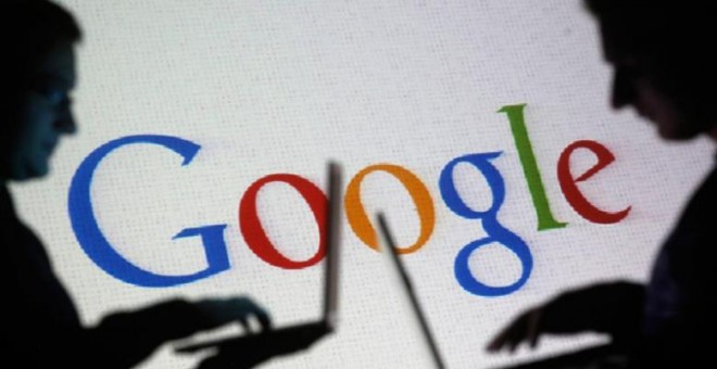 Logo de Google. Archivo REUTERS