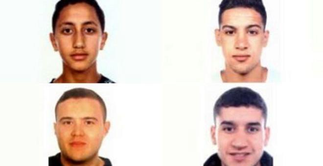 Los cuatro fugados buscados por la policía