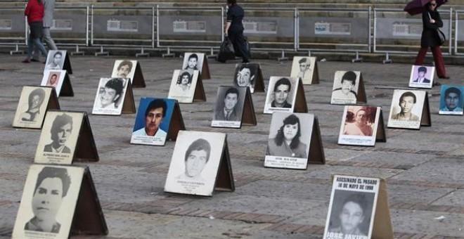 Desaparecidos en Colombia / REUTERS