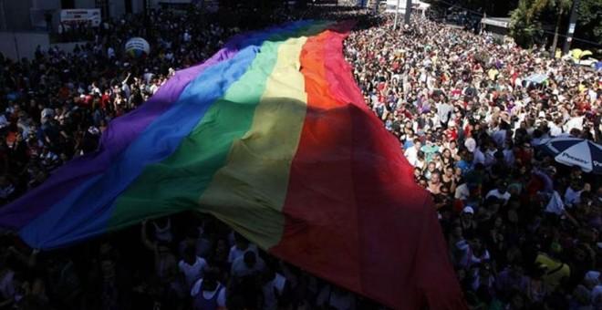 Manifestación contra la homofobia / EUROPA PRESS