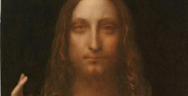 El 'Salvator Mundi' de Leonardo