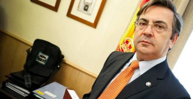 José Javier Polo, fiscal general de Madrid. EFE