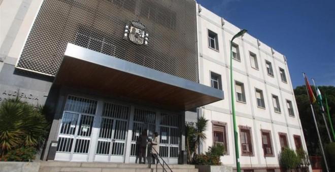 Edificio de la Audiencia de Córdoba / EUROPA PRESS
