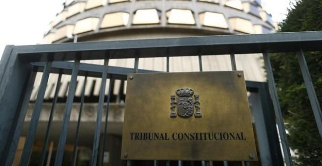 Tribunal Constitucional / EUROPA PRESS