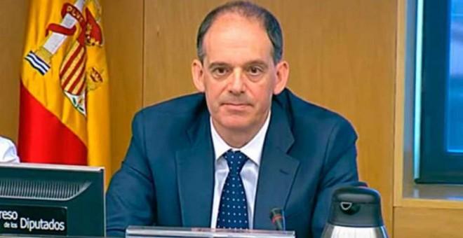 El inspector jefe de la Unidad de Delincuencia Económica y Fiscal (UDEF) de la Policía Nacional que investigó el caso Gürtel, Manuel Morocho Tapia.