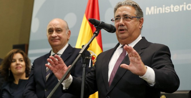 El ministro del Interior, Juan Ignacio Zoido | EFE