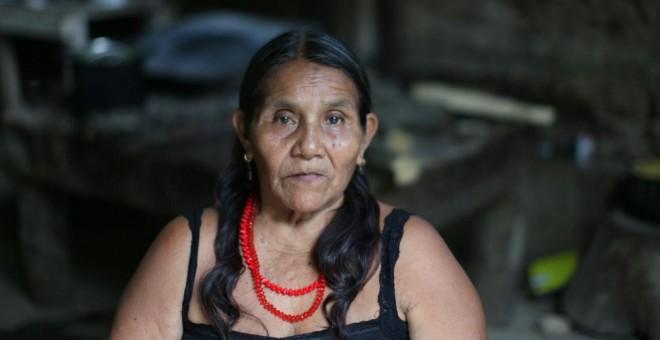 Carmen Xol Ical, sobreviviente de esclavitud sexual / Mujeres Transformando el Mundo