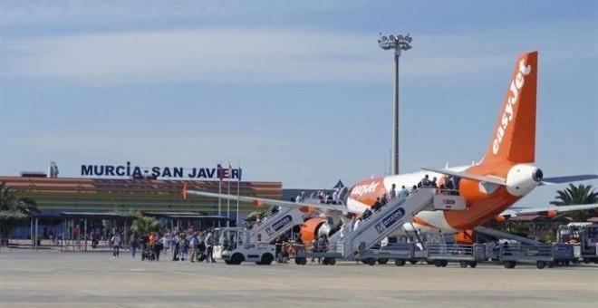 Aeropuerto de Murcia-San Javier. E.P.
