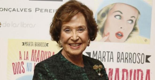 Carmen Franco en una imagen de 2015.