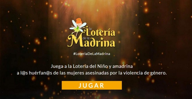 La Lotería de la Madrina, disponible en Playloterias.com.