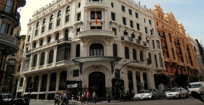 El Casino Militar de Madrid acoge un acto para exaltar a un neonazi condenado por atacar Blanquerna 5a5e5afd93915.r_1516133127012.0-208-1024-735