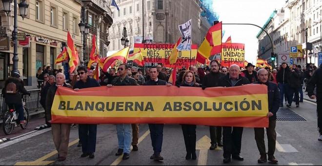 El Casino Militar de Madrid acoge un acto para exaltar a un neonazi condenado por atacar Blanquerna 5a5e5cd5d05f4.r_1516133580095.0-95-1969-1110