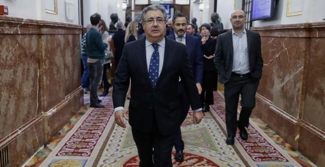 El ministro del Interior, Juan Ignacio Zoido.- EFE