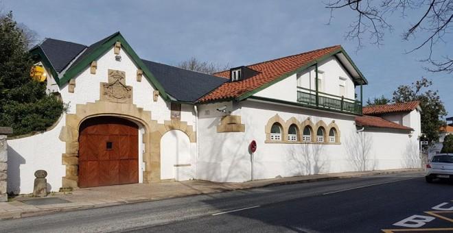El Palacio Villa Cumbre, donde torturaron a Lasa y Zabala, es utilizado por el Gobierno como alojamiento de ministros y otras autoridades.