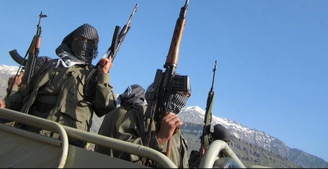 milicianos-pkk