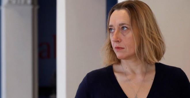La escritora francesa Virginie Despentes.- EFE