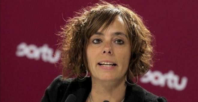 La jurista Amaia Izko ha sido la encargada de representar a los miembros de ETA Portu y Sarasola