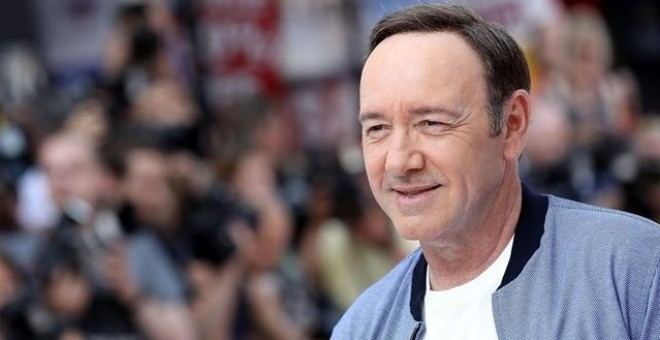 Kevin Spacey. EUROPA PRESS