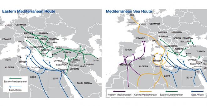 ruta-mediterráneo-migración