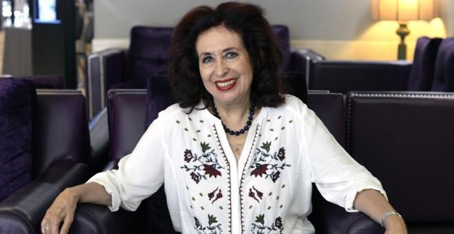 Lidia Falcón, fundadora del Partido Feminista. / Web Oficial de Lidia Falcón