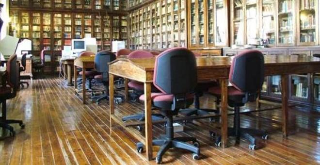 Sala de Investigacion y Consulta del Archivo General Militar de Ávila. IHYCM