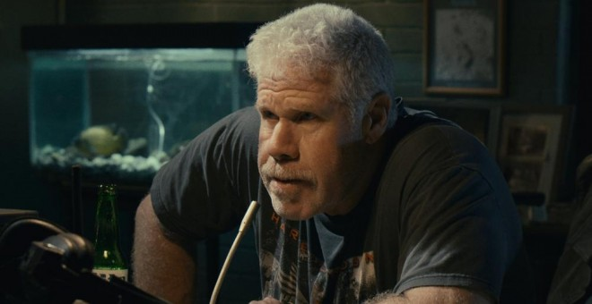 El actor Ron Perlman