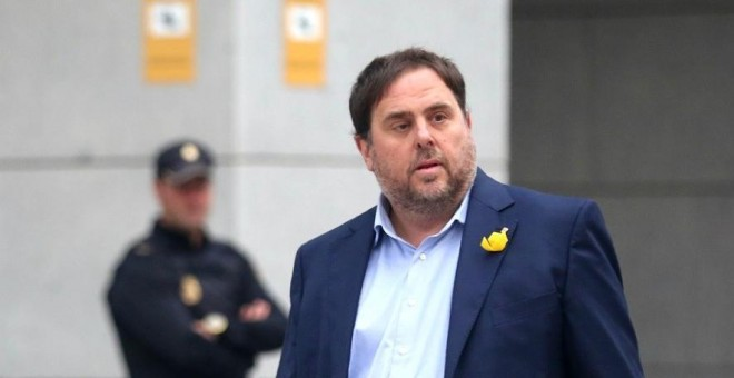 Oriol Junqueras.- EUROPA PRESS