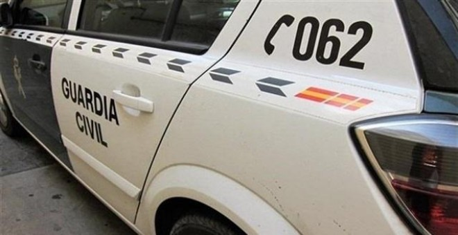 Imagen de recurso de un coche de la Guardia Civil. GUARDIA CIVIL