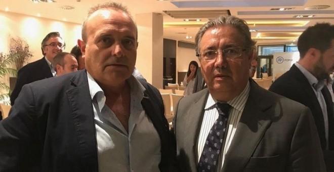 Ramón Rodríguez Prendes, secretario general de la Unión de Guardia Civiles (UGC), que ha llevado a la condena del sindicato, junto con el ex ministro del Interior, Juan Ignacio Zoido.