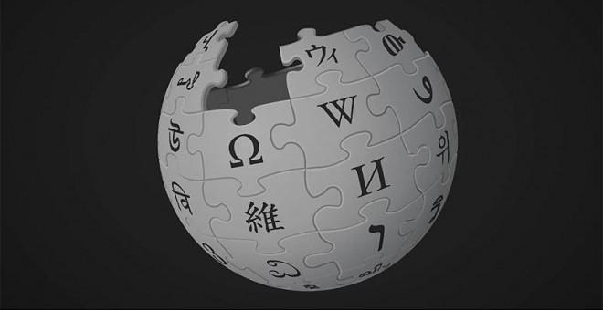 La Wikipedia, a negro hasta la votación de la directiva en la Eurocámara. (Wikimedia CC)