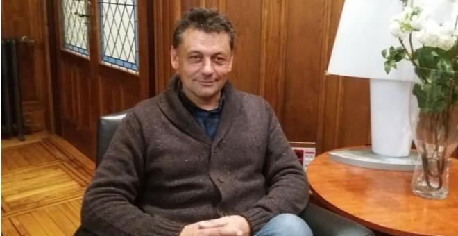 Javier Ardines, el concejal de IU en Llanes que fue asesinado. / Ayuntamiento de Llanes
